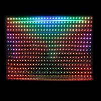 Облегченные светодиодные дисплеи с DMX-управлением